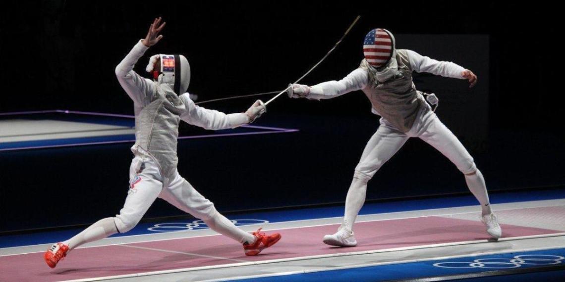 Американские саблисты отказались выходить на матч с россиянами на Олимпиаде