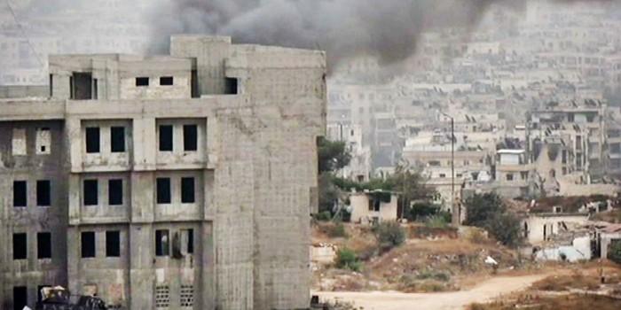 Минобороны нашло в Алеппо следы применения химического оружия