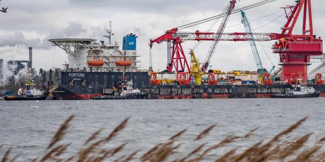 Евросоюз может заставить Газпром продать Северный поток  2