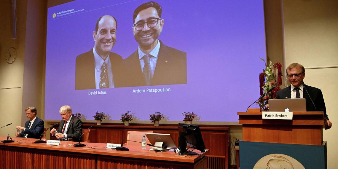 Нобелевскую премию присудили за объяснение ключевых принципов работы нервной системы человека