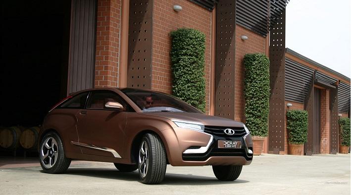 Дизайнер АвтоВАЗа обвинил в плагиате компанию Mitsubishi