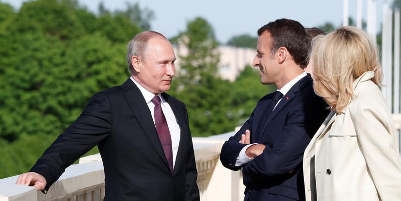 Европейские лидеры по очереди звонят Путину из-за Лукашенко