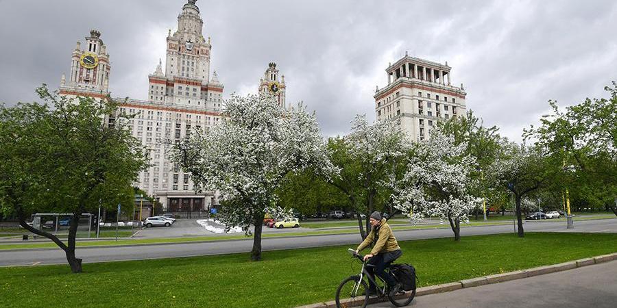 Владимир Путин объявил дни с 1 по 10 мая выходными
