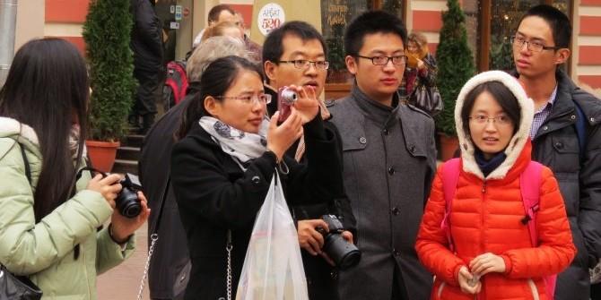 Эксперт: каждый пятый турист в России - китаец