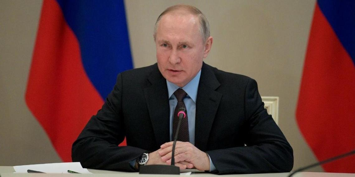 """Путин назвал акцию """"Мы вместе"""" очень востребованной в пандемию"""