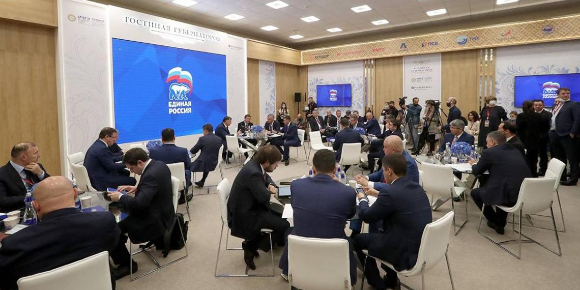 """""""Единая Россия"""" поможет регионам и правительству выполнить поручения президента по развитию инфраструктуры"""
