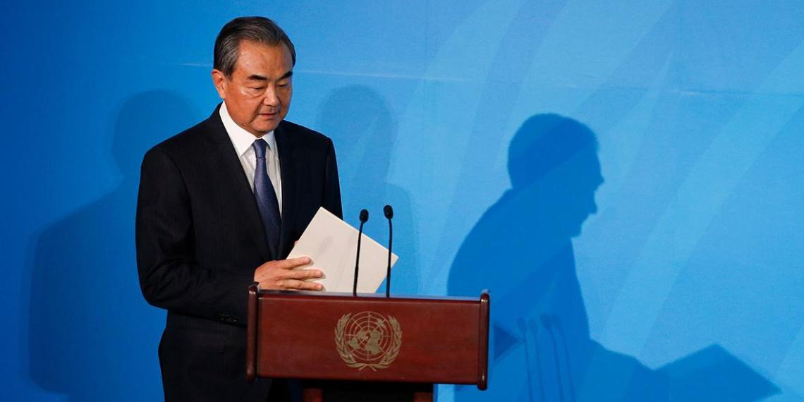 В Китае приготовились объединиться с Россией против мировой гегемонии