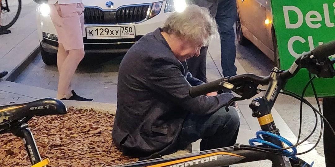 Адвокат и свидетель: Ефремова не было за рулем в момент ДТП