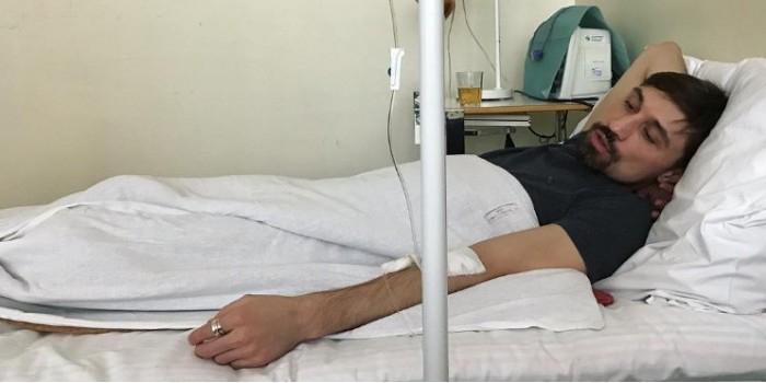 Дима Билан госпитализирован в тяжелом состоянии