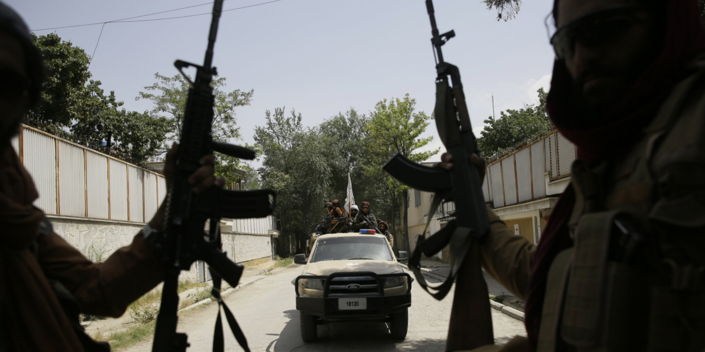 """""""Талибан"""" назвал новую крайнюю дату вывода войск США и пригрозил последствиями"""