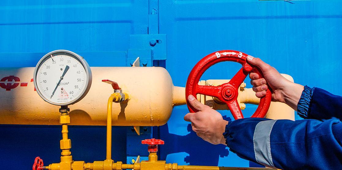Стоимость газа на Украине приблизилась к $1500