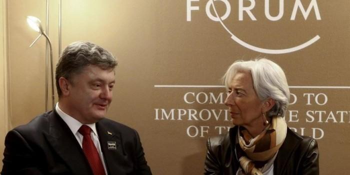 Порошенко: Россия должна определиться с реструктуризацией украинского долга