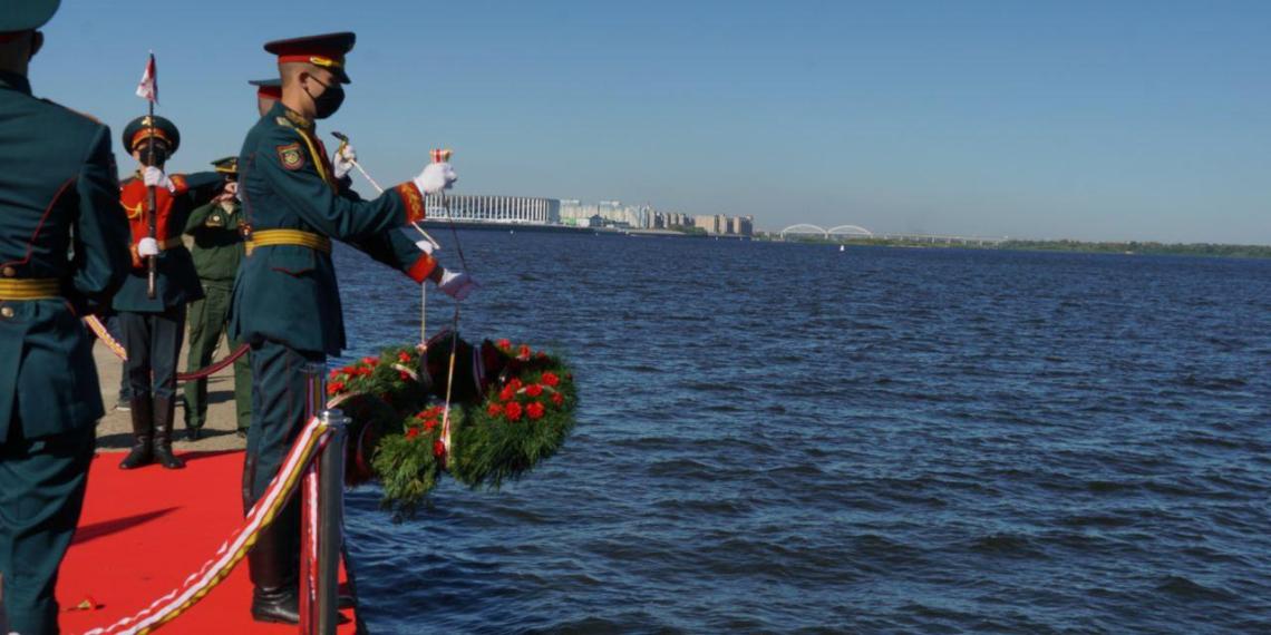 Цветы памяти: как в России отметили окончание Второй мировой войны