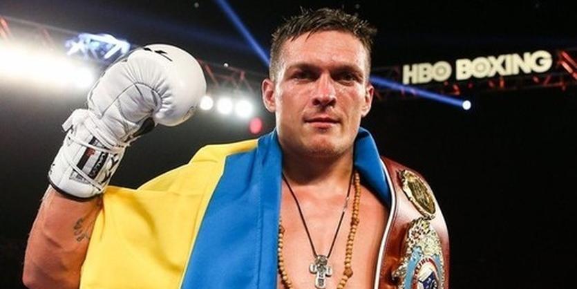 Украинский боксер резко ответил на вопрос о принадлежности Крыма