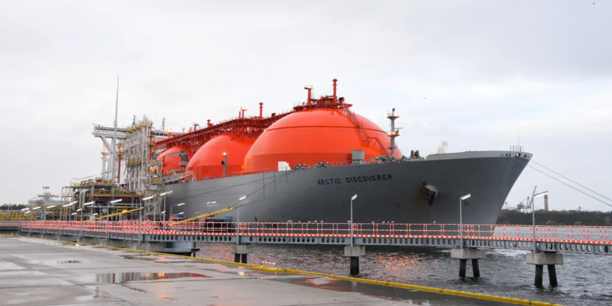 Американский газ для Польши вопреки расчетам оказался на $100 дороже российского