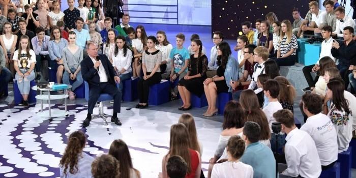 Обратившаяся к Путину студентка получила возможность бесплатно обучаться двум специальностям