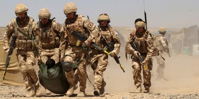 Британия снимет со своих солдат ответственность за нарушение Конвенции по правам человека