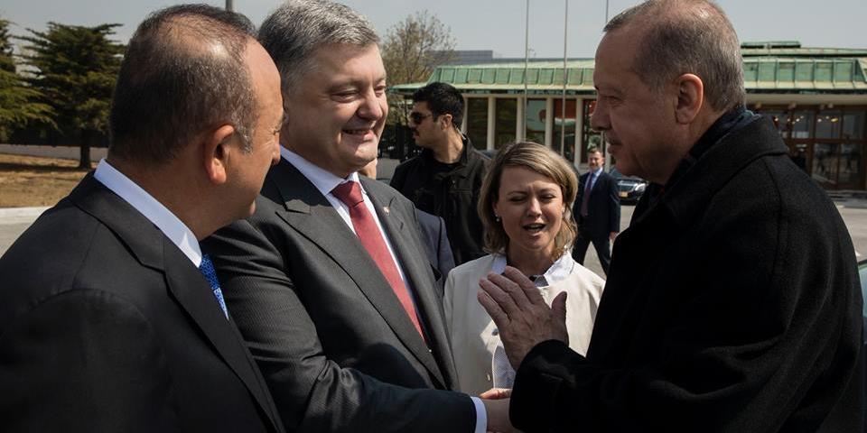 Турция готова принять участие в миротворческой миссии на Донбассе