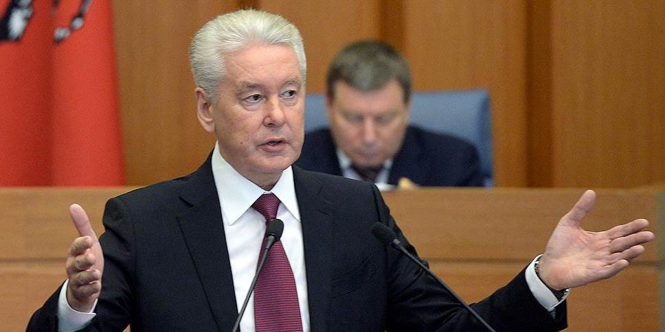 Собянин объявил о повышении минимальной пенсии москвичей до 21 тысячи