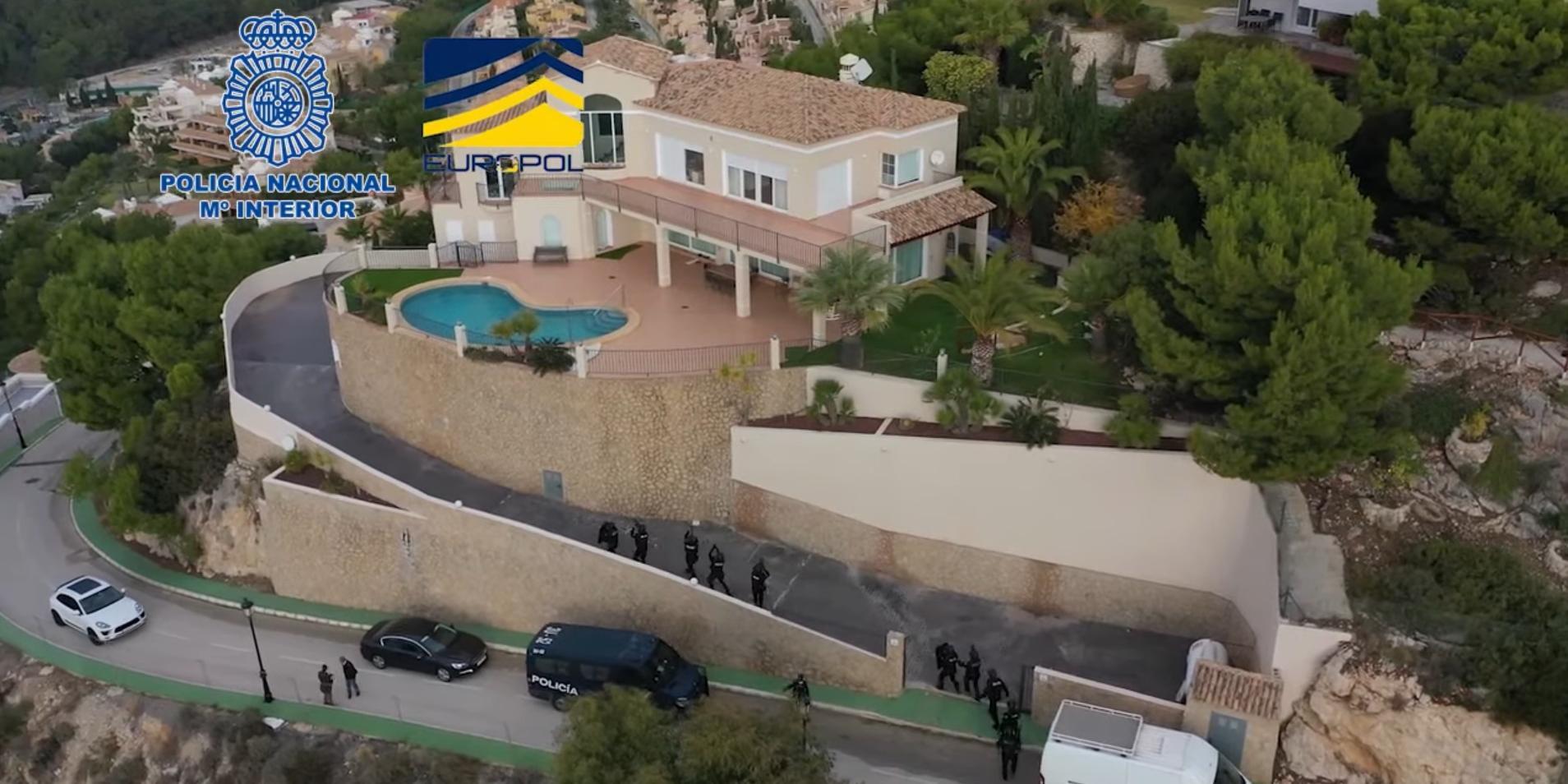 Испанские власти устроили самую масштабную за 10 лет спецоперацию против русской мафии