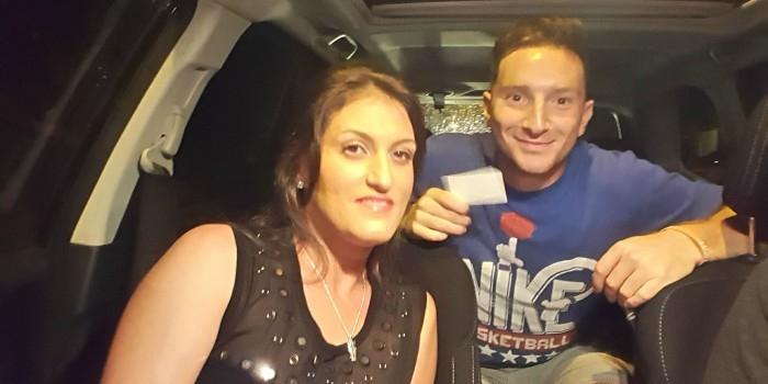 Жительница Огайо собирает и развозит пьяных незнакомцев по домам