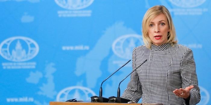 Захарова заявила об отсутствии связи между атакой США и желанием узнать правду о химатаке