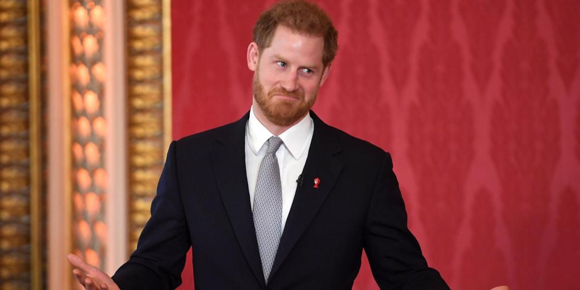 Принц Гарри признался в проблемах с алкоголем и наркотиками