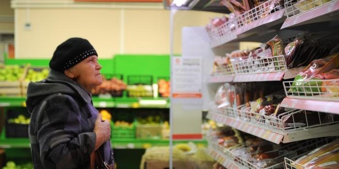 В Минэкономразвития рассказали, как санкции повлияли на стоимость продуктов