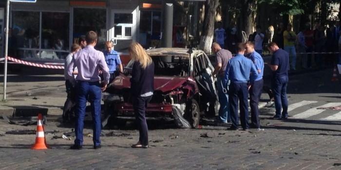 В МВД Украины обвинили российские спецслужбы в убийстве Шеремета