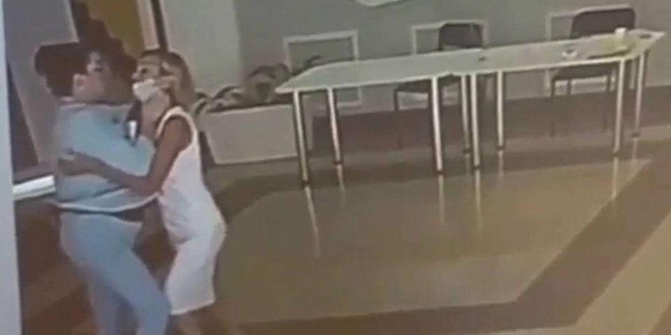 Чиновницы устроили драку в мэрии Новороссийска и попали на видео