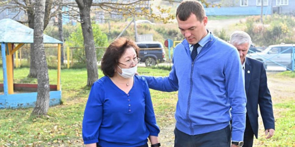Врио главы Хабаровского края рассказал о своей работе