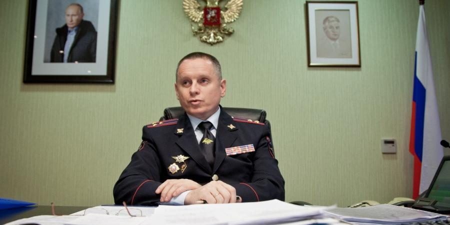 Глава ГИБДД Москвы подал в отставку после резонансного ДТП на Можайском шоссе