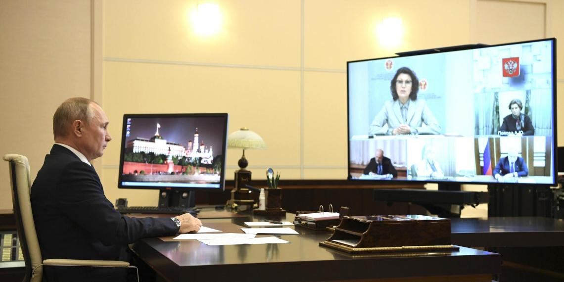 Путин объявил 1 июля днем для голосования по поправкам в Конституцию