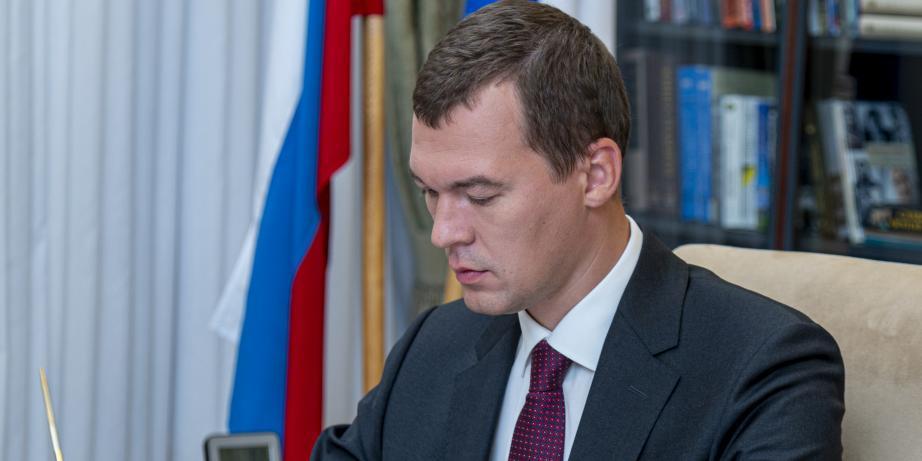 Дегтярев намерен расширить участие Хабаровского края в госпрограммах