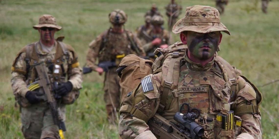 США собрались отправить в Тунис военных из-за России