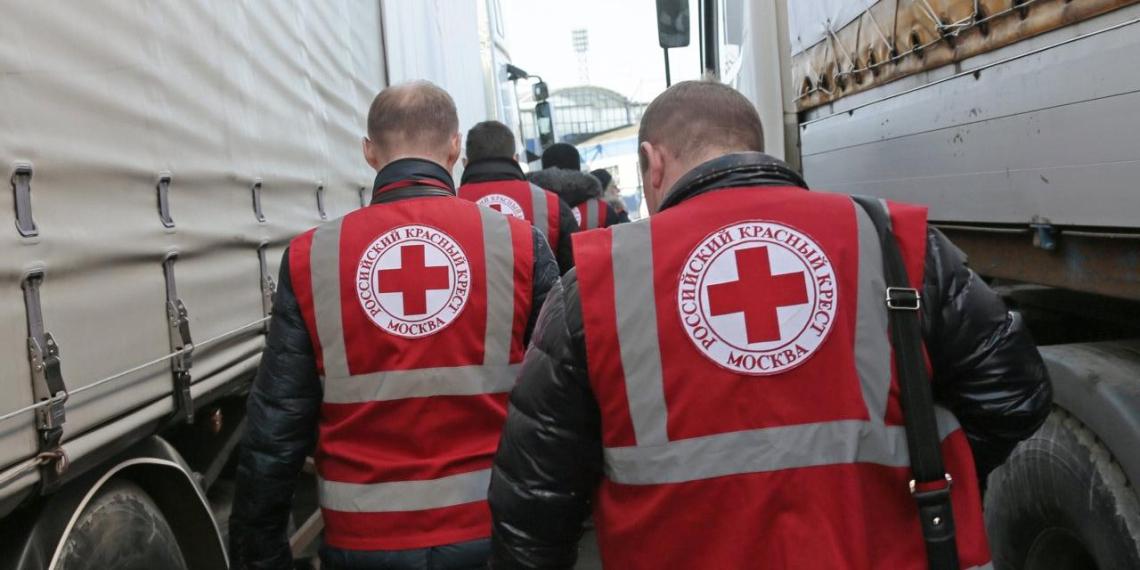 Российский Красный Крест и Минздрав РФ активизируют двустороннее сотрудничество