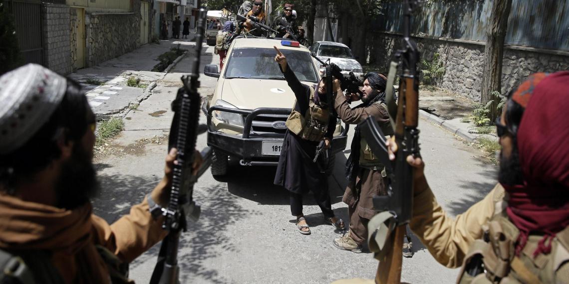 В США допустили оказание помощи режиму талибов