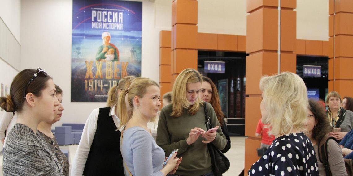 """Выставки проекта """"Россия - моя история"""" посетили более 5 миллионов человек"""