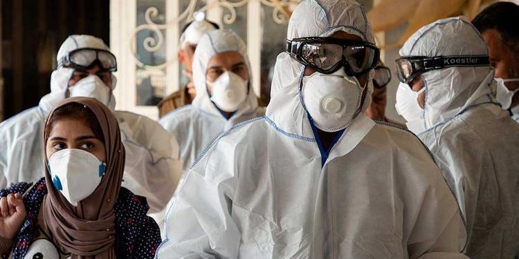 Иран просит у России помощи в борьбе с коронавирусом
