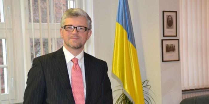 Украинский посол в Берлине возмутился планами ФРГ пригласить российского министра