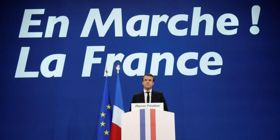 Партия Макрона терпит поражение на выборах во Франции