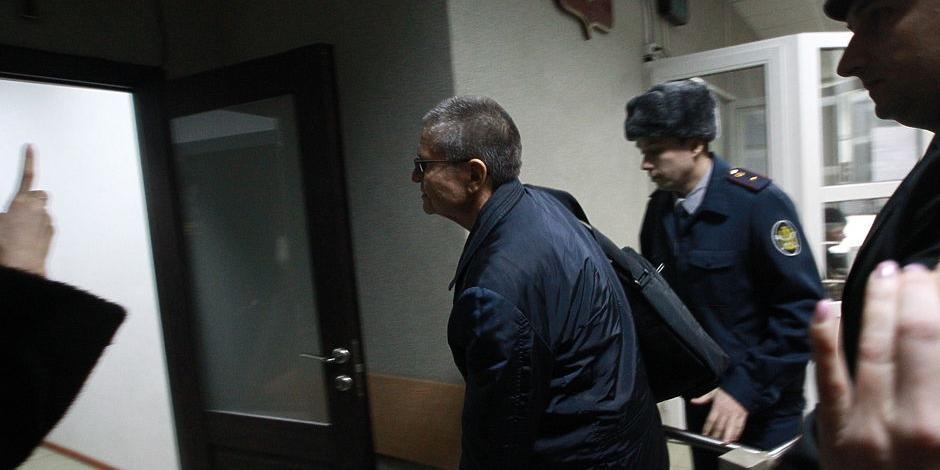 Улюкаев поделился впечатлениями от первого дня в СИЗО