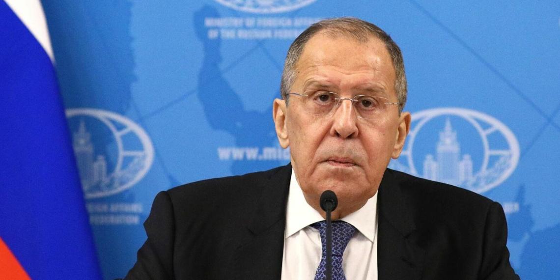 Лавров: Россия не желает видеть военных США в Центральной Азии