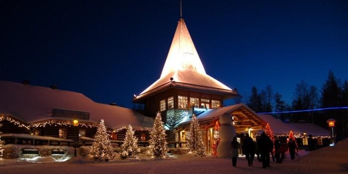 Офис Санта-Клауса в Лапландии обанкротился из-за оттока туристов из России
