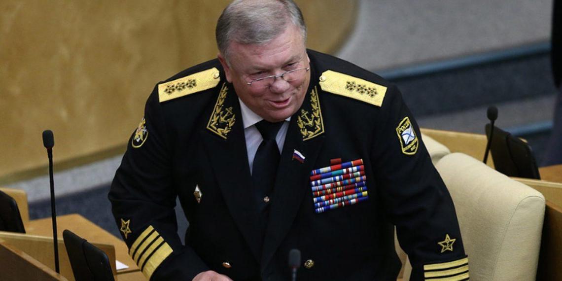Российский адмирал отреагировал на планы Киева строить новые базы в Черном море