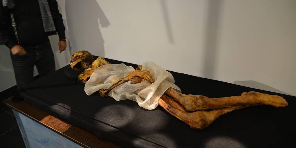 Депутат рассказал о защищающей Алтай от коронавируса священной мумии
