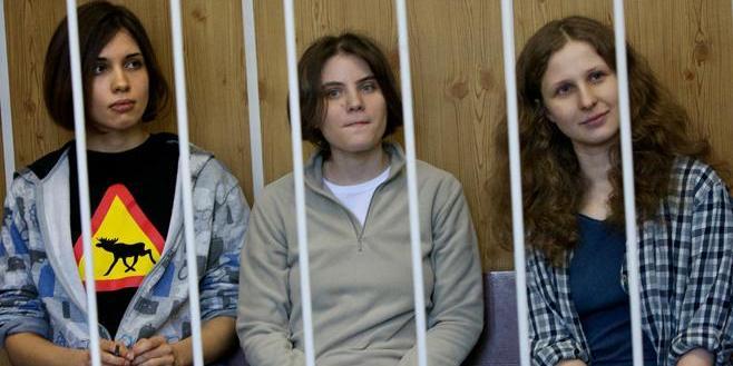 ЕСПЧ обязал Россию выплатить Pussy Riot 50 тысяч евро компенсации