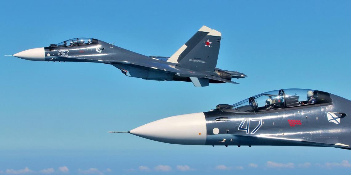СМИ: Япония получит доступ к характеристикам новейшего российского Су-30МКИ