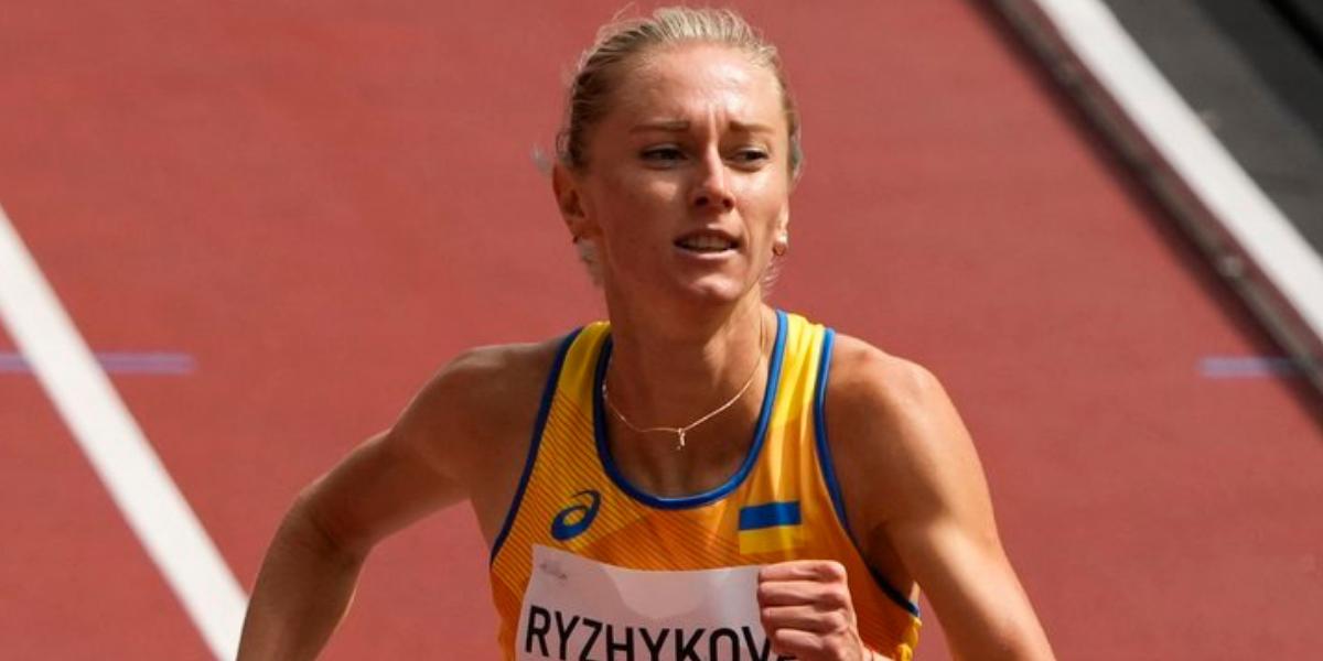 Украинской легкоатлетке стало стыдно за свою страну