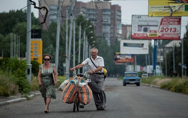 Глава Минобороны Украины: Жители Донбасса будут проходить фильтрацию